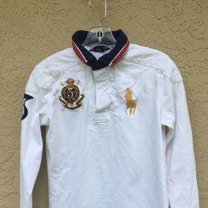Ralph Lauren Sport Women's County Riders Shirt M
